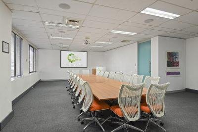 Mabo Meeting Room - Boardroom