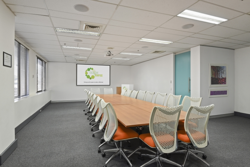 Mabo Meeting Room - Boardroom